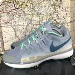 Men's Nike Zoom Vapor 9.5, Size 10 Tour Blue/gray